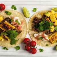 tacos al pastor Rachel Bishop Greedy in Montreal Mission Cuisine Urbaine