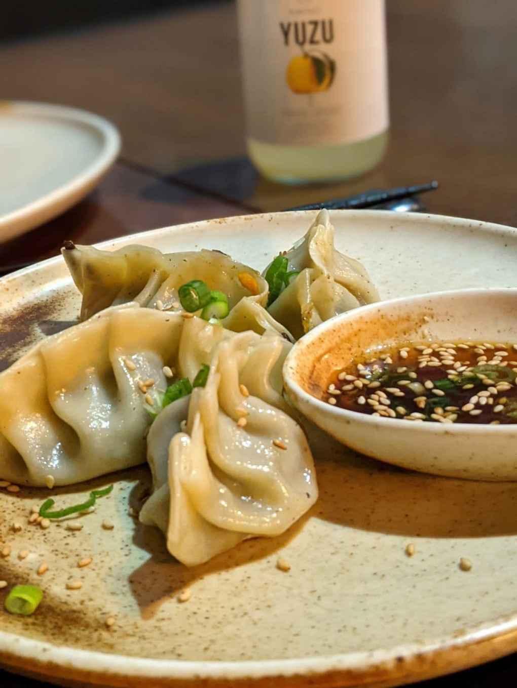 Dumpling Niku Torii Izakaya