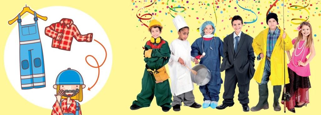 Bambini in costume