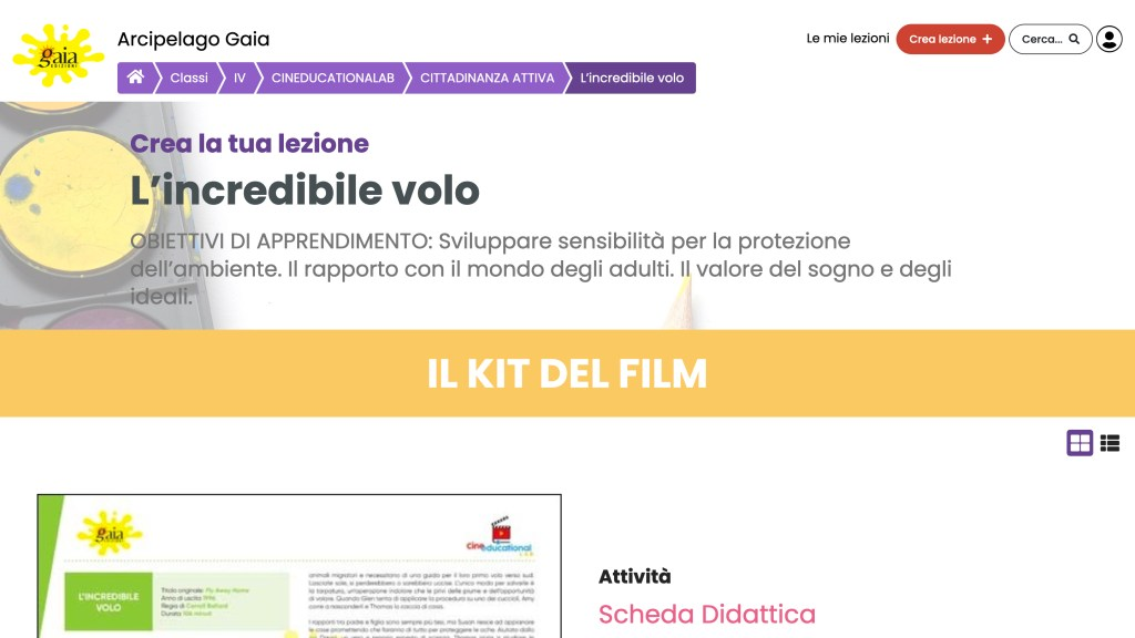 Screenshot Cineducational Lab - 3