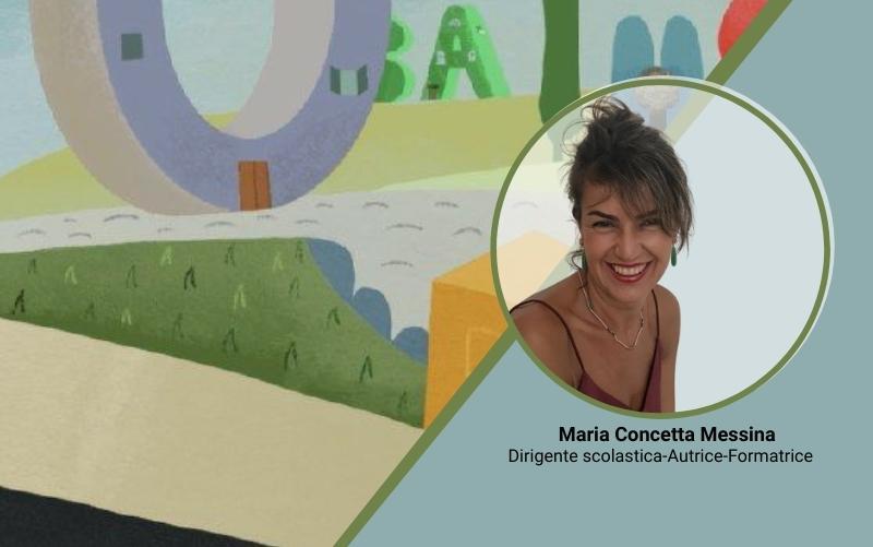 Concetta Messina formatrice del webinar