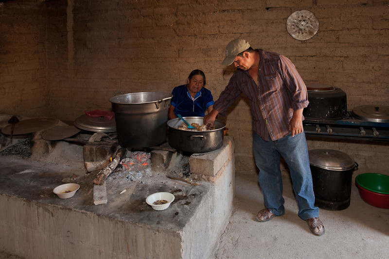 Kitchens of Oaxaca, Dave Miller's Mexico, Mexican Kitchens