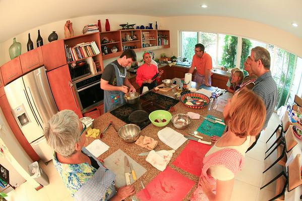 Casa de los Sabores Cooking School, Dave Millers Mexico, Oaxaca