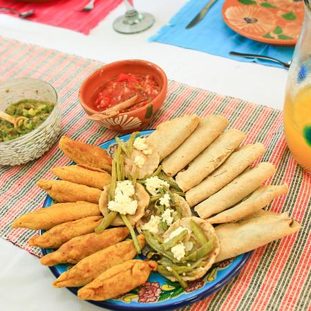 Casa de los Sabores Cooking School, Oaxaca, Dave Millers Mexico