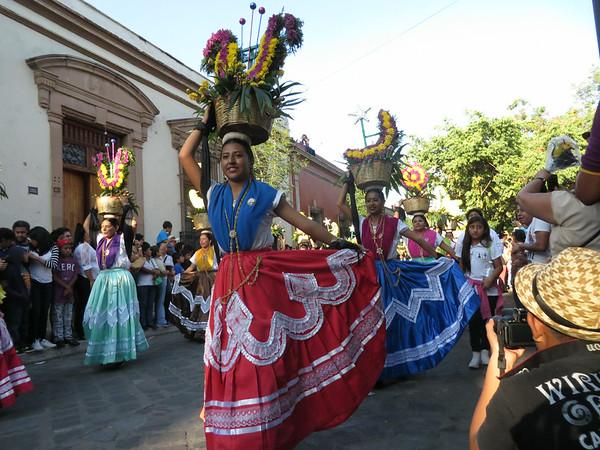 Guelaguetza 2014, Oaxaca, Dave Miller's Mexico