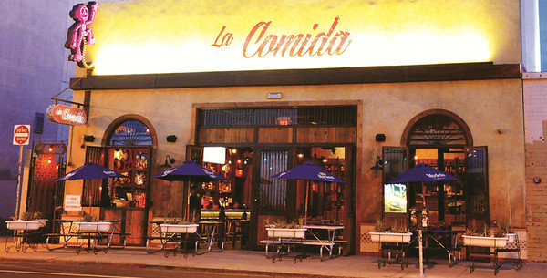 Dining with Dave La Comida Las Vegas Food Review
