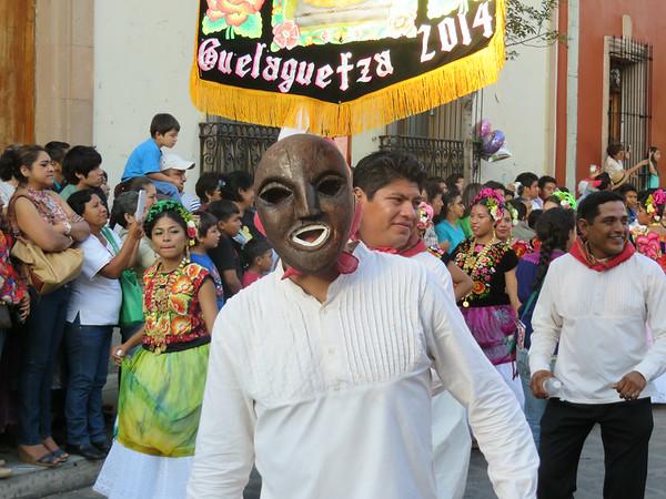 Oaxaca, Dave Miller's Mexico, Guelaguetza 2014