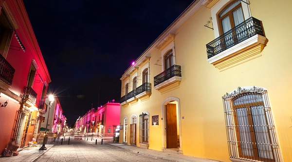Boutique hotels in oaxaca claro que si checking in for Boutique hotel oaxaca