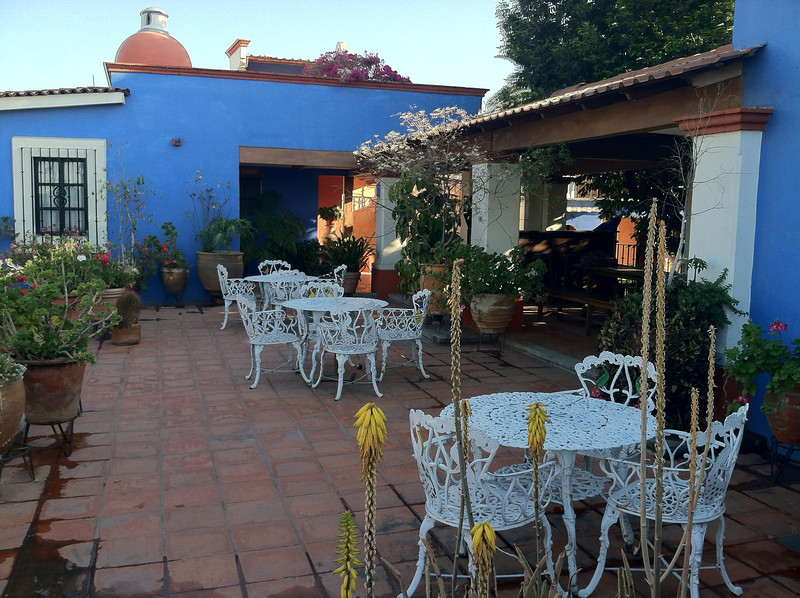 Casa Arnel, Oaxaca, Dave Miller's Mexico, Hotels