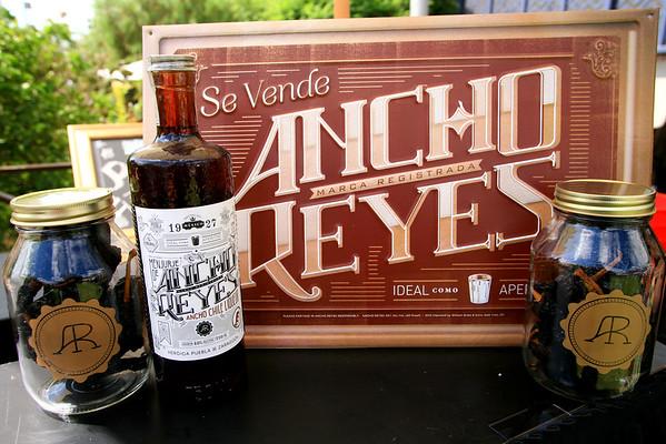 Ancho Chile Liqueur, Taste of Mexico