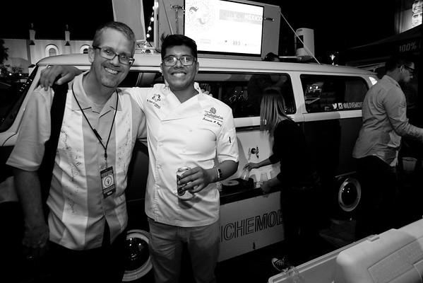 Fernando Lopez, MicheMobil, Taste of Mexico, Dave Miller, Miche Mobile