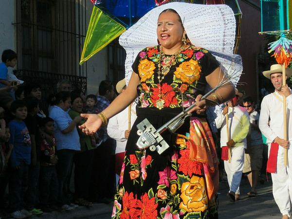 Guelaguetza 2014, Dave Miller's Mexico, Oaxaca