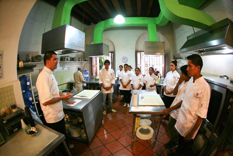 Kitchens of Oaxaca, Origen, Oaxaca, Rodolfo Castellanos, Dave Millers Mexico