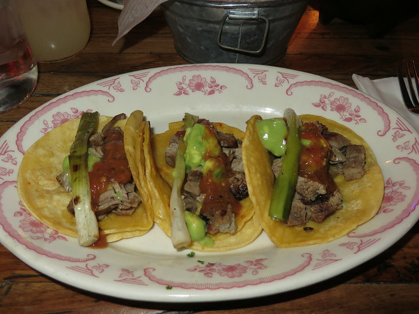 La Comida Carne Asada Tacos