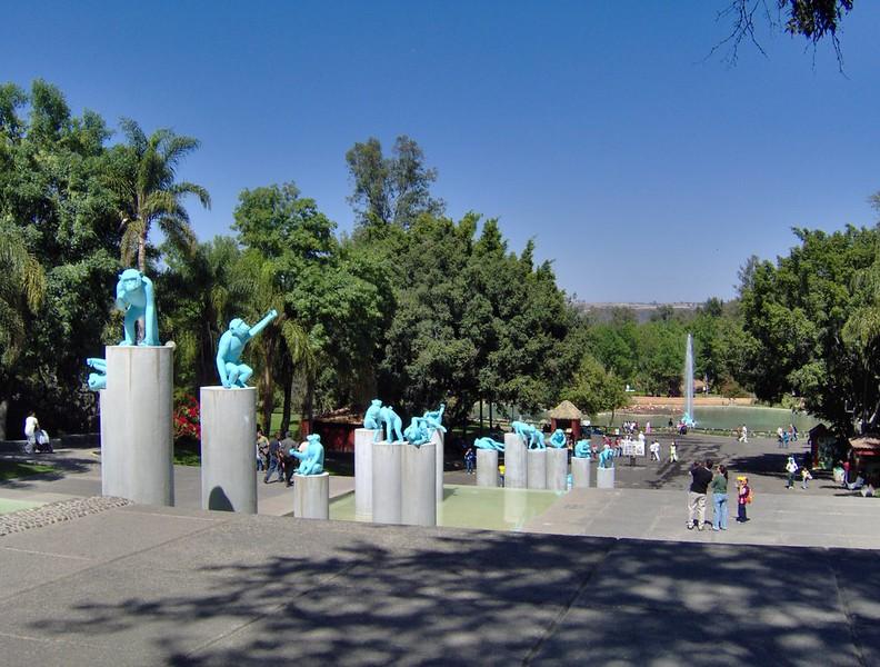 Guadalajara Zoo, Dave Millers Mexico