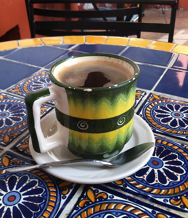 Dave Miller's Mexico, Cafe Coffee