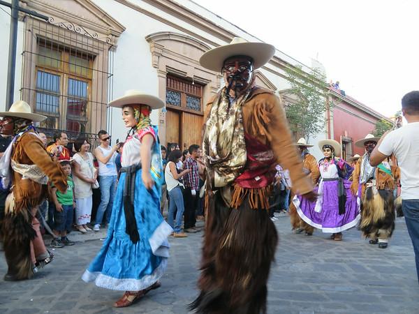 Oaxaca, Guelaguetza 2014, Dave Miller's Mexico