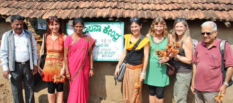Mission 2014 : A la rencontre des enfants