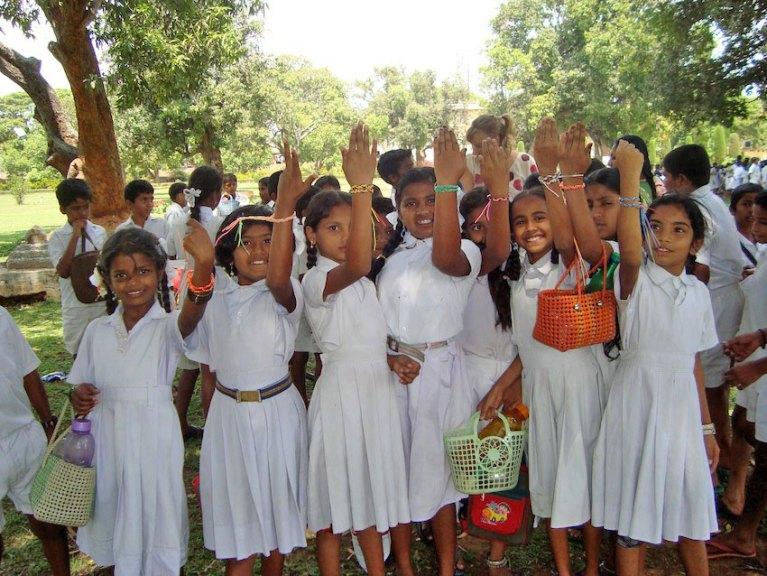 Mission 2014 - enfants de Ganjam