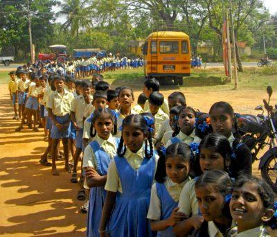 Ecole Ganjam - sortie zoo 2012
