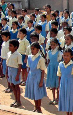 L'école de Ganjam - Mission Inde