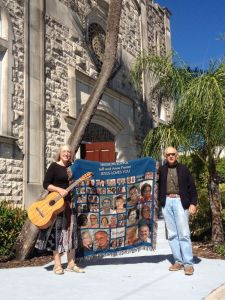 44. Music ministry at the 1st Lutheran Church in Ft. Lauderdale, Florida.