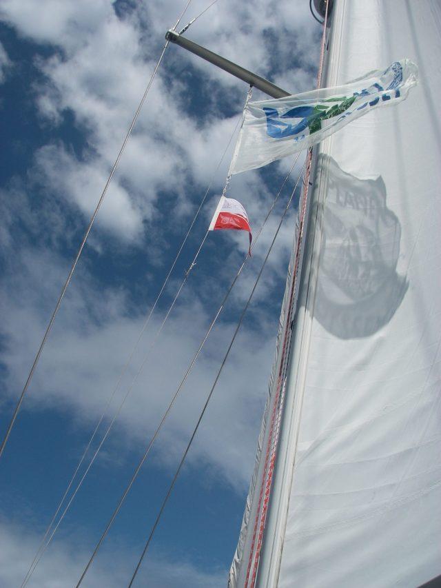 46-the-blue-planet-odyssey-flag-cast-a-beautiful-shadow-on-joyfuls-mainsail