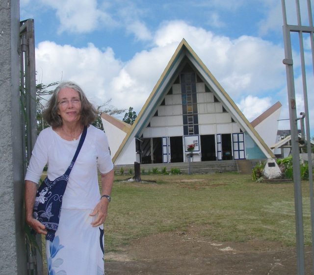 91-anne-standing-in-front-of-the-presbyterian-church-in-port-vila-this-church-held-services-in-both-english-and-bislamajpg