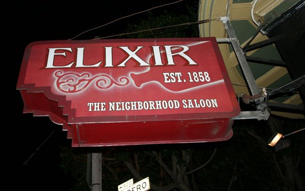 Imbibing Victory at Elixir and Kilowatt