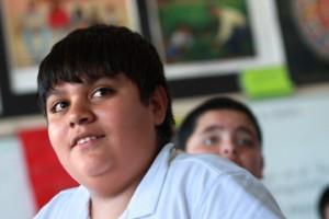 Jason in class at Buena Vista