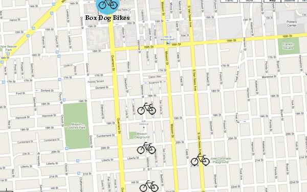 Mission Wheels Part III: Box Dog Bikes