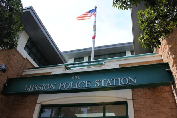 Mission Station. File photo.