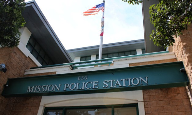 """New Mission police captain shares vision of """"customer-service"""" oriented policing"""