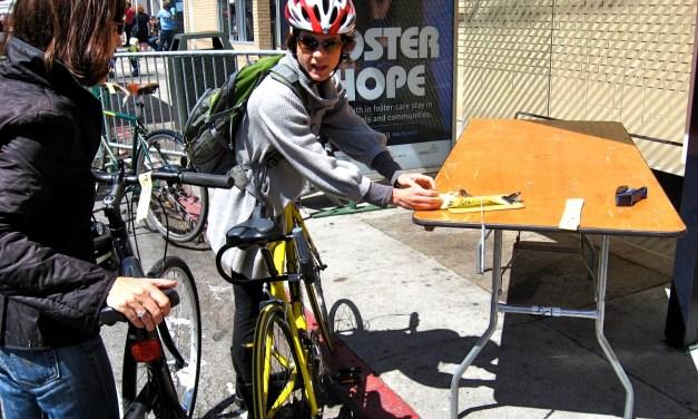 Bike Valets — the Latest San Francisco Service Industry