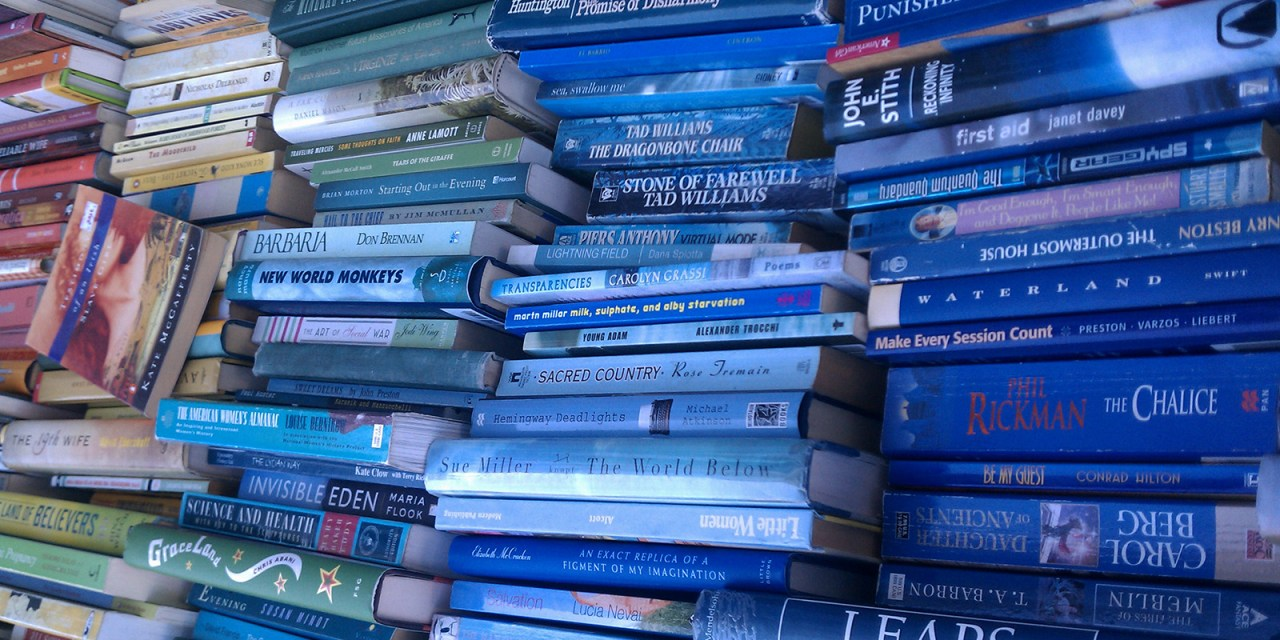 Startup Crowdfunds Books for Schools