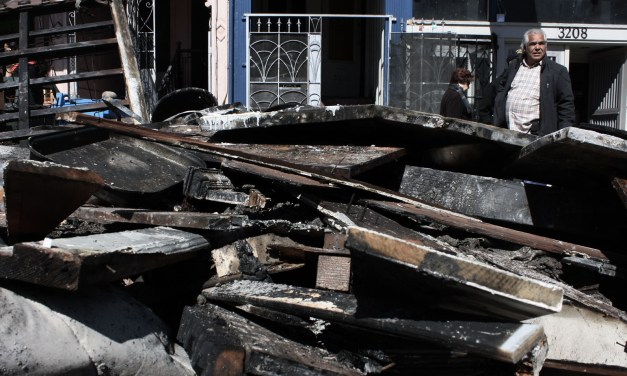 Cause of Fire Still Unknown, But It Was a Big One