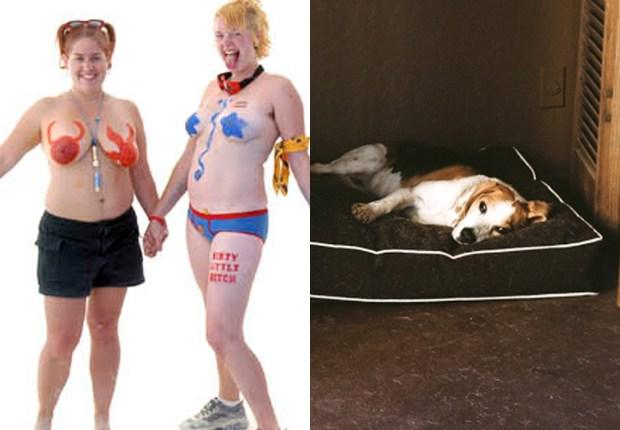 Left: Current Art, Right: Previous Art