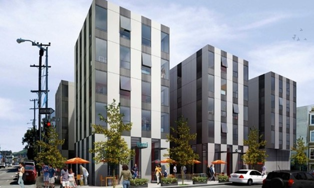 Development at 15th and S. Van Ness Raises Hackles