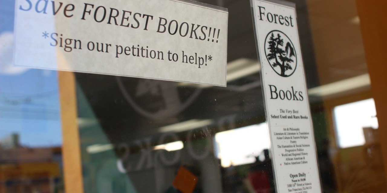 Rent Hikes May Write Final Chapter on Bookstores