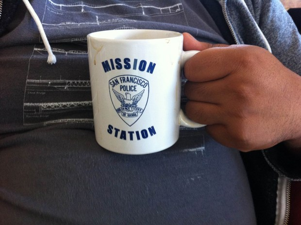 Nothing like an afternoon dose of caffeine from Mission Station.