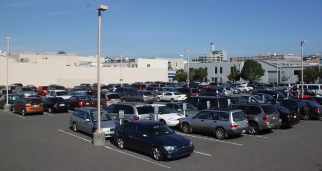 New Development Eradicating Mission Parking