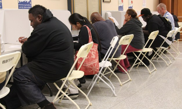 Turnout Jumps 3 Percent, District 7 Still a Toss-Up