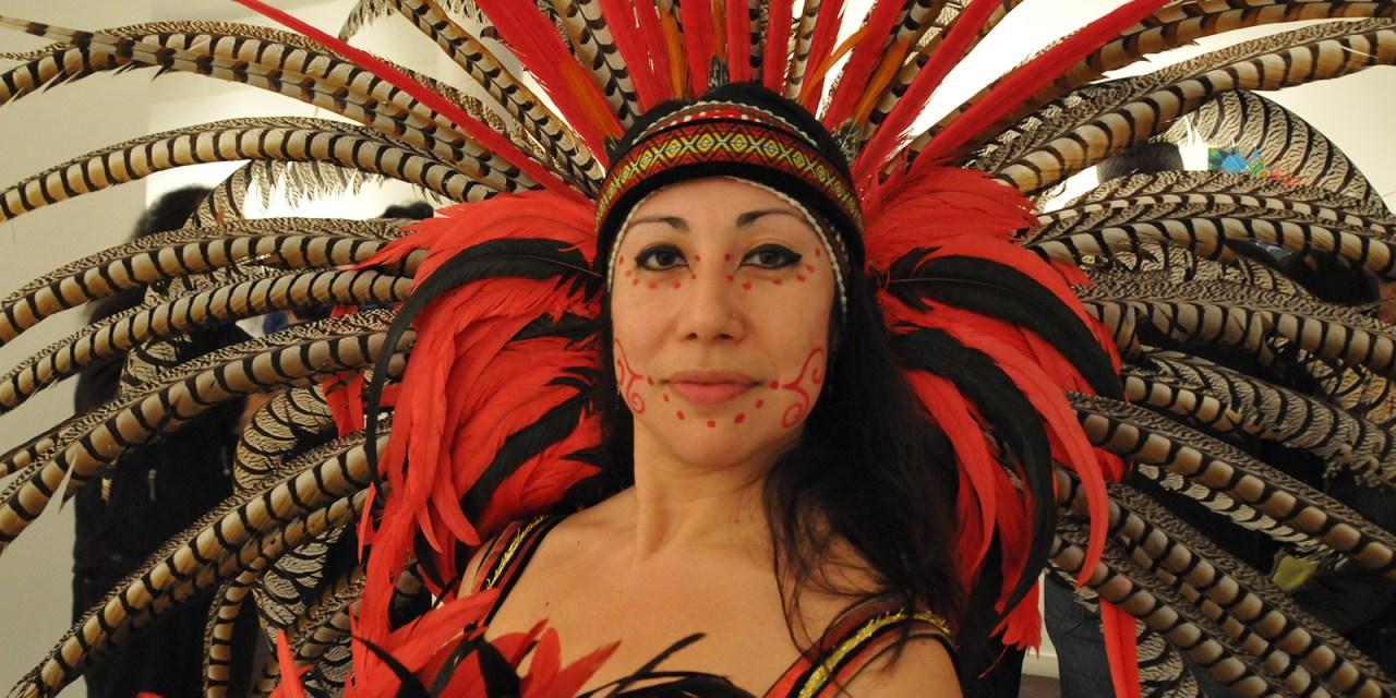 Mayan Culture Is Alive at Galeria de la Raza