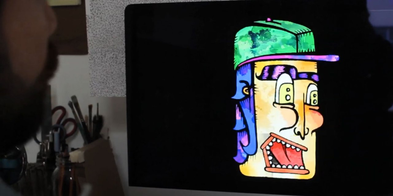 VIDEO: Mission artist releases wacky art app to customize photos