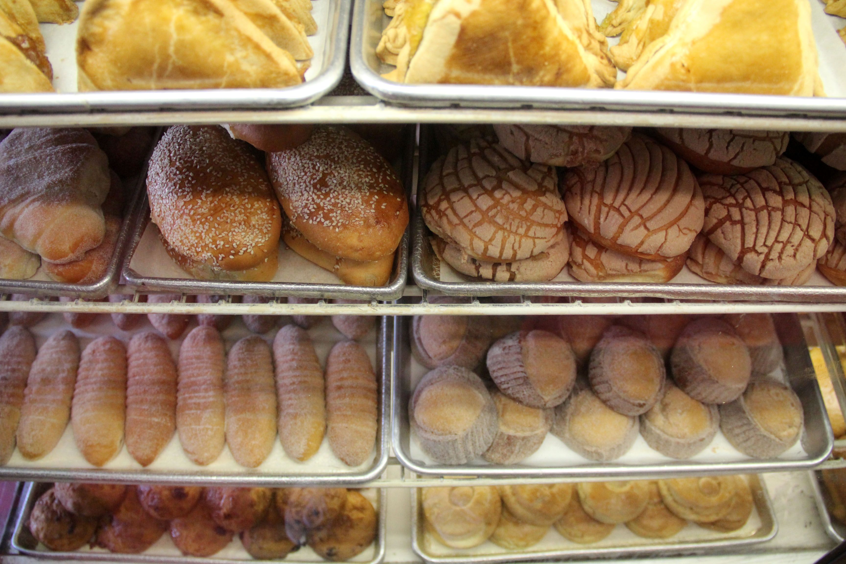 Bakery La Mejor has been located at 24th and Mission in San Francisco's Mission District for 20 years. They're a Mexican-American bakery that has adapted to and welcomed the changes in their neighborhood.