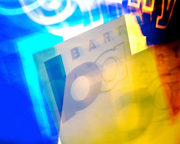 Photo of BART logo