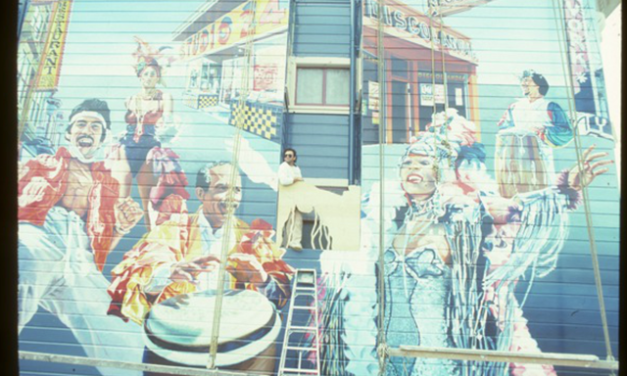 Historic Carnaval Mural Will Be Restored