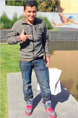 Johny William Alonzo-Castillo (1988-2014)