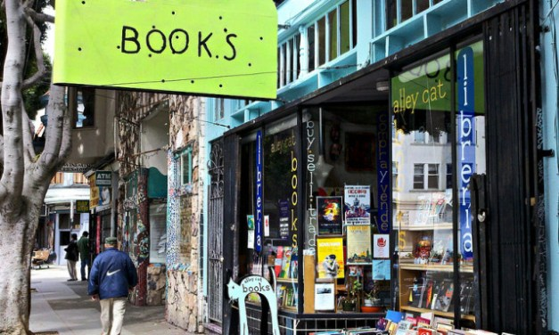 Mission Bookstores Unite at Make-Out Room Tonight