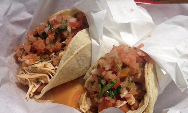 Perfect (or Not): Tacos at La Taqueria